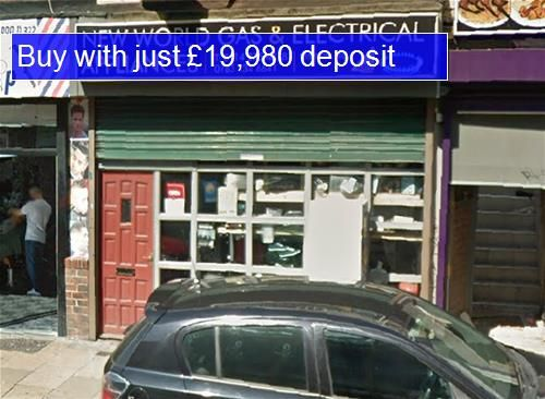 Retail premises for sale in Spital Hill, Sheffield