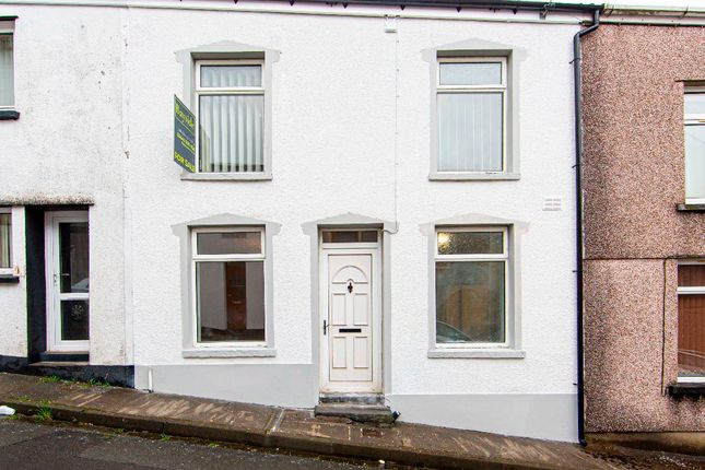 2 bed terraced house for sale in Powell Street, Bedlinog, Treharris CF46