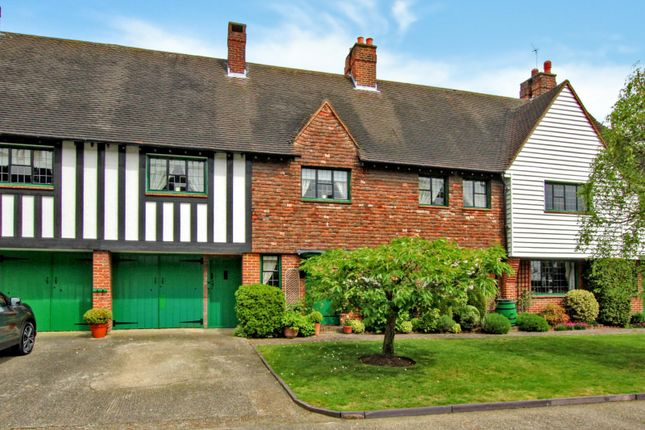 Thumbnail Terraced house for sale in Old Forge Way, Sidcup, Kent