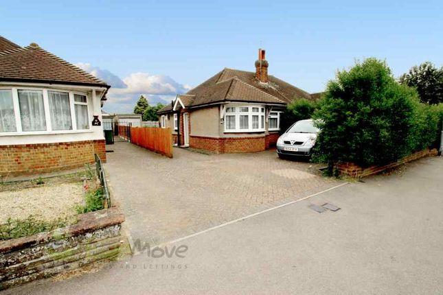Thumbnail Semi-detached bungalow to rent in Laburnum Grove, Luton
