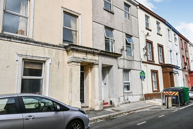 Thumbnail Maisonette for sale in Clifton Place, Plymouth, Devon