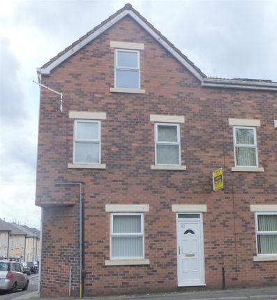 Thumbnail Flat to rent in Kemble Street, Prescot