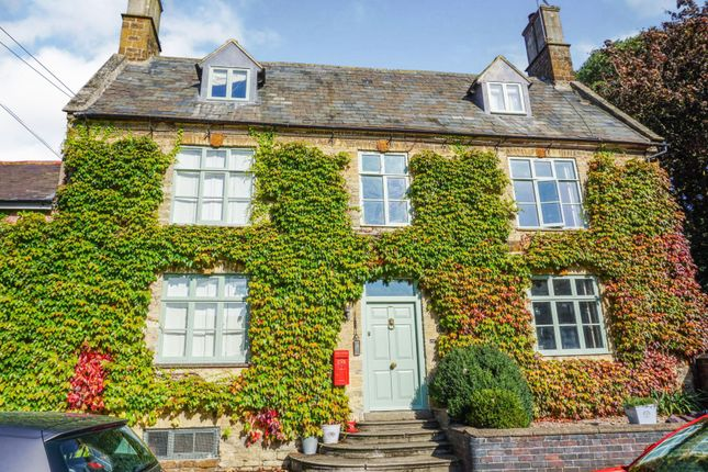 Thumbnail End terrace house for sale in High Street, Finedon