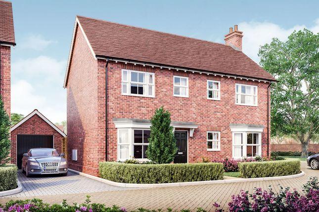 Thumbnail Detached house for sale in Grangewood Avenue - High Street, Kelvedon, Colchester
