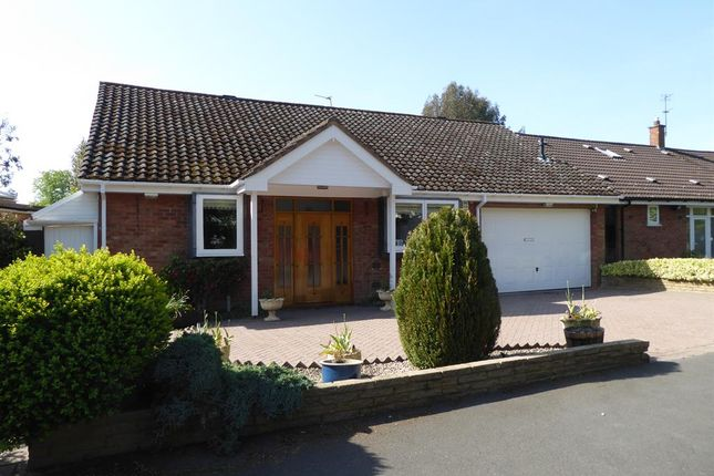 Thumbnail Detached bungalow for sale in Gilmorton Close, Harborne, Birmingham