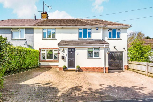 Semi-detached house for sale in Elizabeth Avenue, Newbury