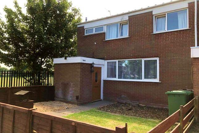 Thumbnail Terraced house to rent in Alvis Walk, Smiths Wood, Birmingham