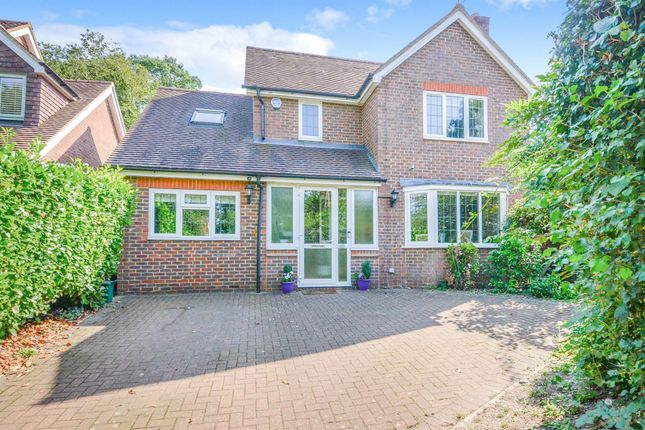 Thumbnail Detached house for sale in Old Watford Road, Bricket Wood, St. Albans