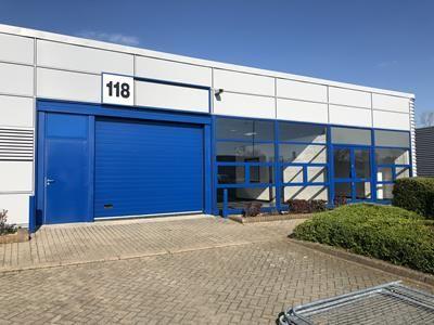 Thumbnail Warehouse to let in 118 Tanners Drive, Blakelands, Milton Keynes, Buckinghamshire