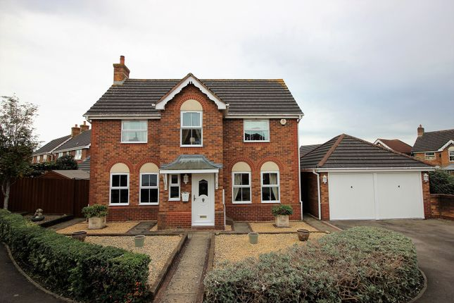 Thumbnail Detached house for sale in Pursey Drive, Bradley Stoke