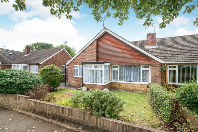 3 bed semi-detached bungalow for sale in Milton Avenue, Andover SP10