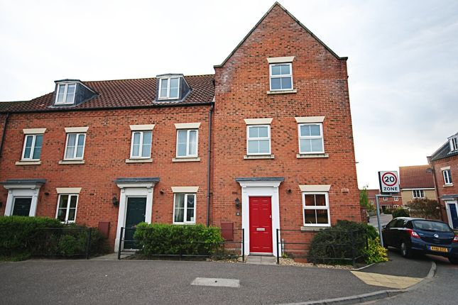 Thumbnail Semi-detached house for sale in Stuston Road, Diss