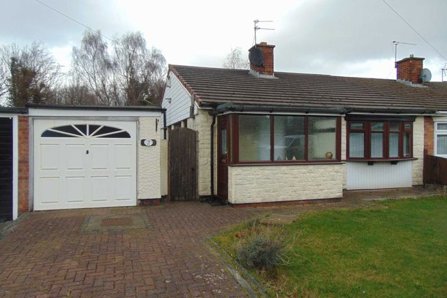 Thumbnail Semi-detached house to rent in Milbrook Crescent, Kirkby, Liverpool