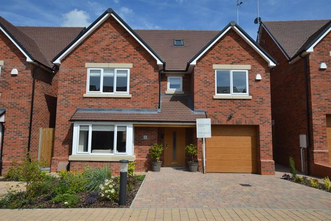 Thumbnail Detached house for sale in Canterbury Close, New Zealand Lane, Duffield, Belper
