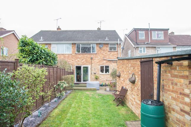 Thumbnail Semi-detached house for sale in Warley Hill, Warley, Brentwood