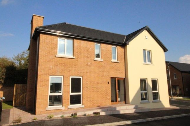 Thumbnail Detached house for sale in Lakeview Manor, Belfast Road, Newtownards