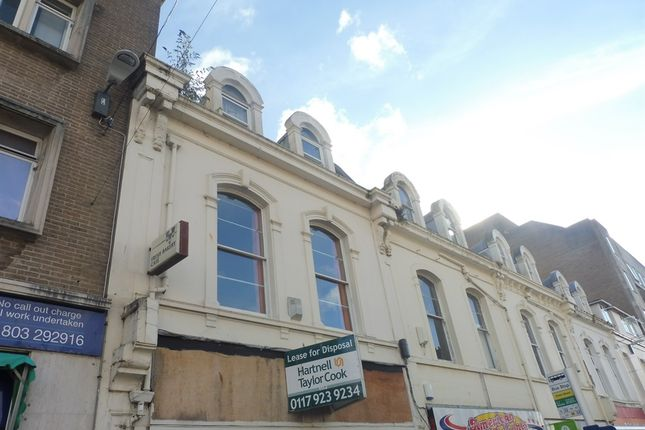 Thumbnail Flat for sale in Union Street, Torquay