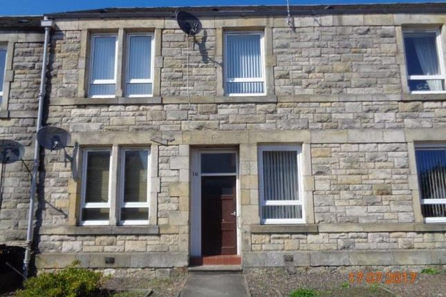 Thumbnail Flat to rent in Forbes Street, Alloa