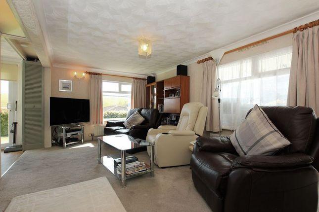 Lounge of Tamar & St. Ann's Cottages, Honicombe Park, Callington PL17