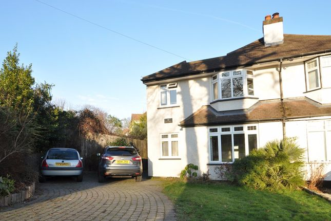 Thumbnail Semi-detached house to rent in Elm Grove, Orpington