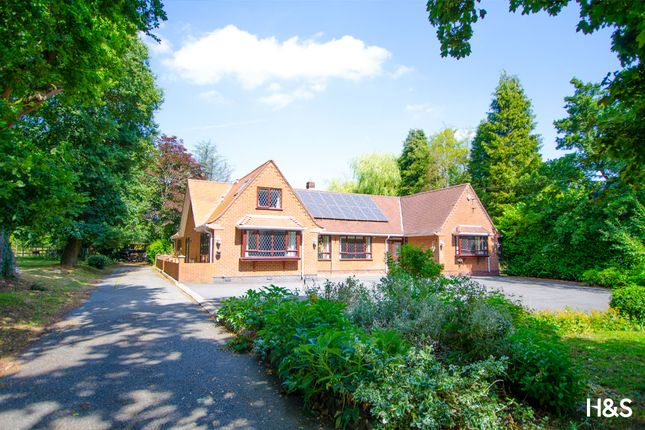 Thumbnail Detached house for sale in The Fairways, Penn Lane, Tanworth In Arden