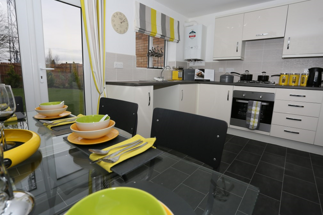 Thumbnail Semi-detached house for sale in The Lisburn, Pont Lane, Leadgate