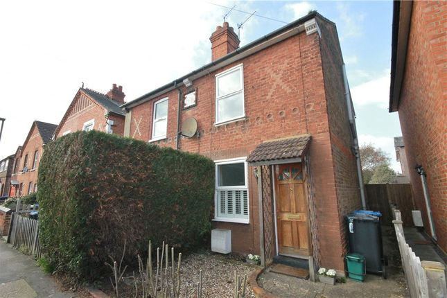 2 bed semi-detached house for sale in Rusham Road, Egham, Surrey