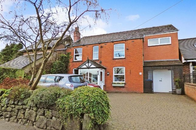 Thumbnail Semi-detached house for sale in High Lane, Brown Edge, Stoke-On-Trent