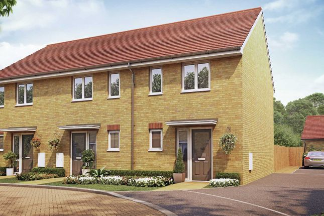 Thumbnail Terraced house for sale in Sapphire Fields, Didcot