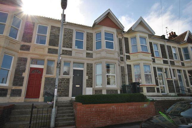 Thumbnail Terraced house for sale in Somerset Road, Knowle, Bristol