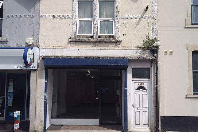 Retail premises to let in Two Mile Hill Road, Kingswood, Bristol