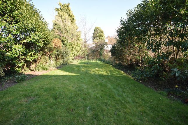 Garden of Orchard Avenue, New Malden KT3