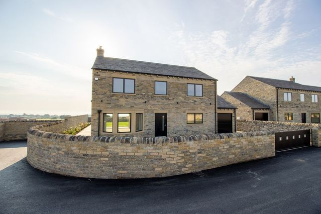 Thumbnail Detached house for sale in South Lane, Halifax