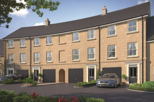 Thumbnail Terraced house for sale in Talbot, Station Road, Campsea Ashe, Woodbridge
