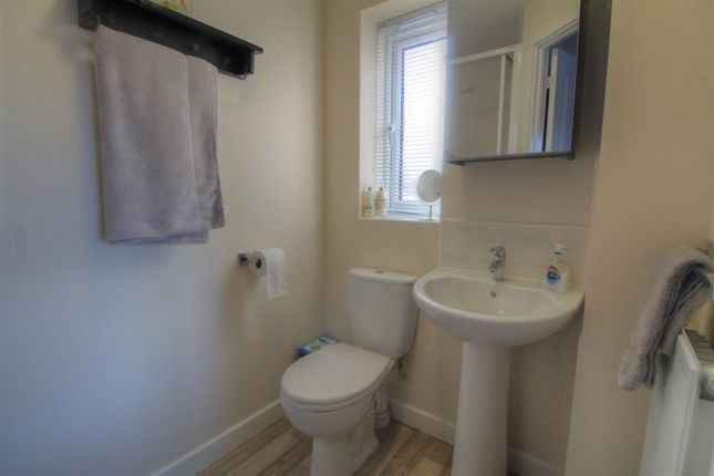 Ensuite of Hanover Crescent, Shotton Colliery, Durham DH6