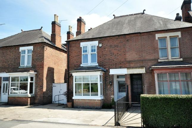 Thumbnail Semi-detached house for sale in Swan Court, Stapenhill Road, Burton-On-Trent