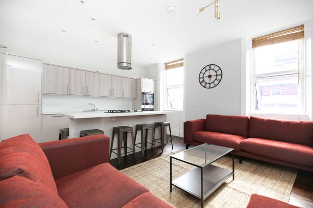 Thumbnail Maisonette to rent in Heaton Road, Heaton, Newcastle Upon Tyne