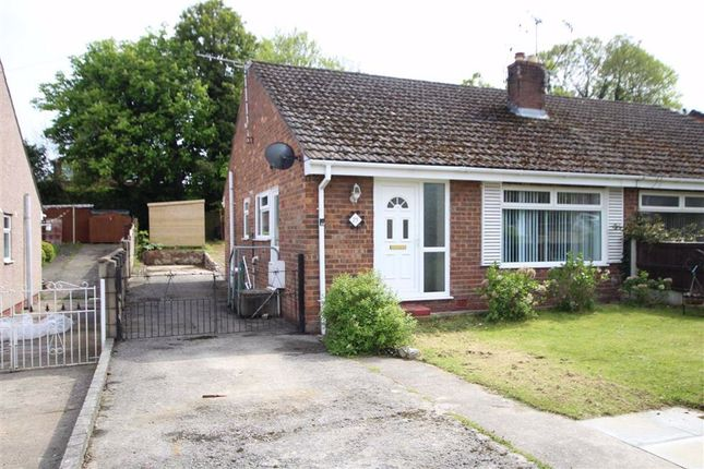 2 bed semi-detached bungalow for sale in Woodland Drive, Flint, Flintshire CH6