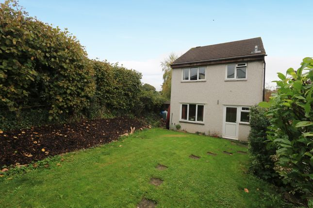 Rear Of Property of Harveys Close, Chudleigh Knighton, Chudleigh, Newton Abbot TQ13