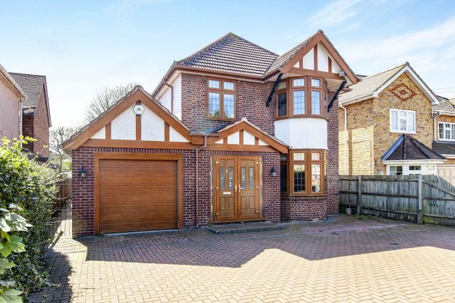 Thumbnail Detached house for sale in Langley Road, Slough