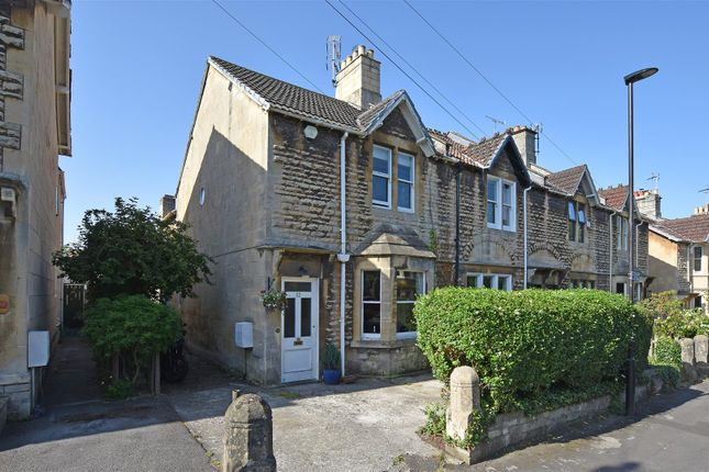 Thumbnail End terrace house for sale in Forester Avenue, Bath
