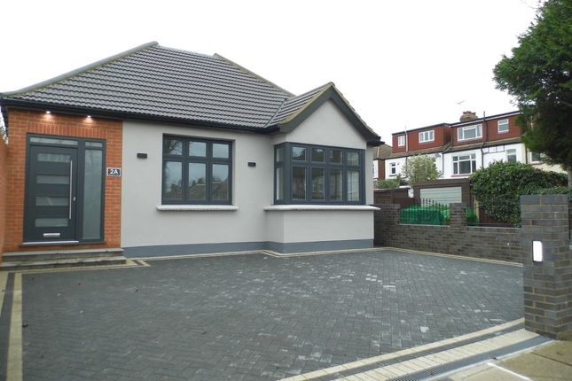 Thumbnail Detached bungalow for sale in Sittingbourne Avenue, Bush Hill Park