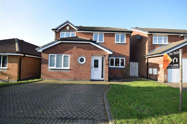 4 bed detached house for sale in Todd Lane North, Lostock Hall, Preston, Lancashire