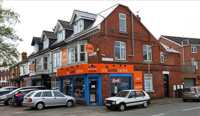 Thumbnail Commercial property for sale in 279 Aylestone Road, Leicester