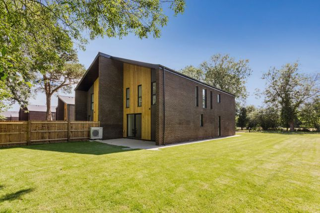Thumbnail Semi-detached house for sale in Hastingwood Park, Harlow Common, Essex