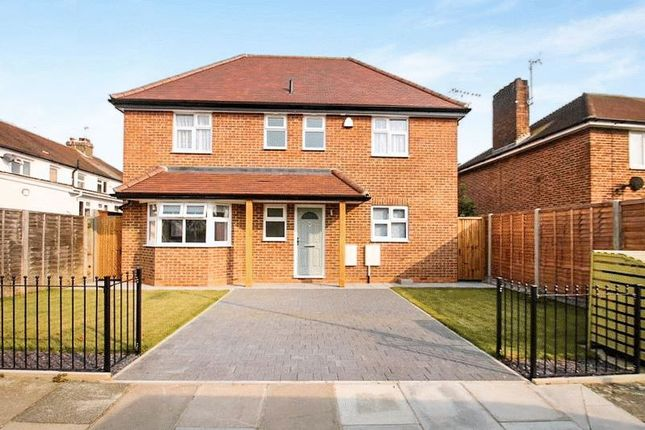 Thumbnail Detached house for sale in Moat Farm Road, Northolt