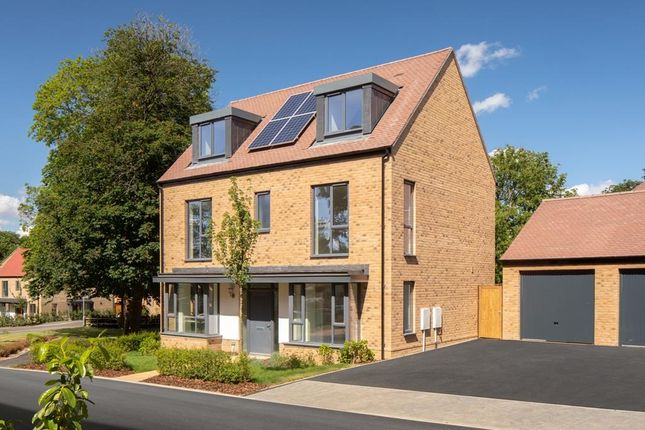 "Thumbnail Detached house for sale in ""Nightingale"" at Keats Way, Coulsdon"
