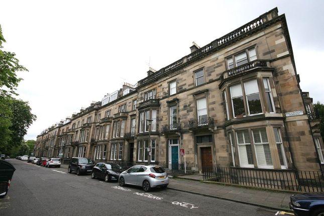 Thumbnail Flat to rent in Buckingham Terrace, Edinburgh