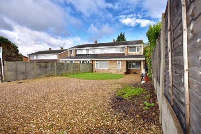 Thumbnail Semi-detached house for sale in Bramble Close, Kettering