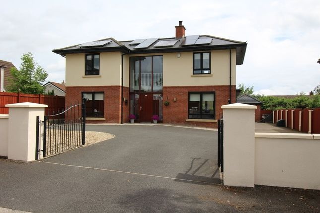 4 bed detached house for sale in Red Fort Drive, Carrickfergus BT38